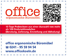 Gutschein office ergonomie-centrum